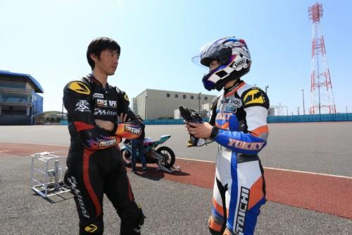 岸本さんと小林さん